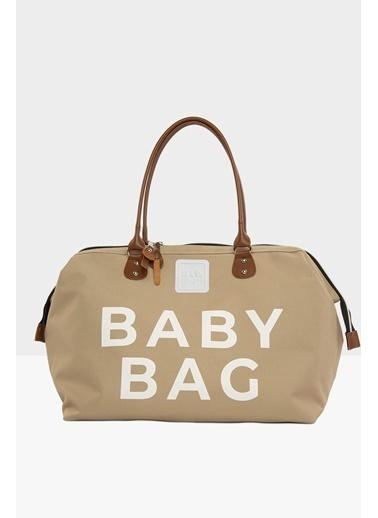 Bagmori Bebek Bakım Çantası Vizon